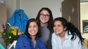 My lovely visitors!